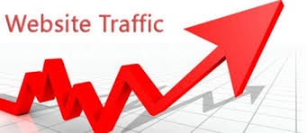 Website Traffic Increase Graph