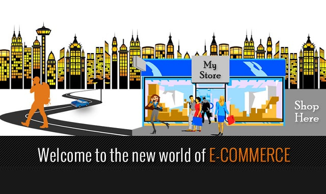 Welcome to the new world of e-commerce